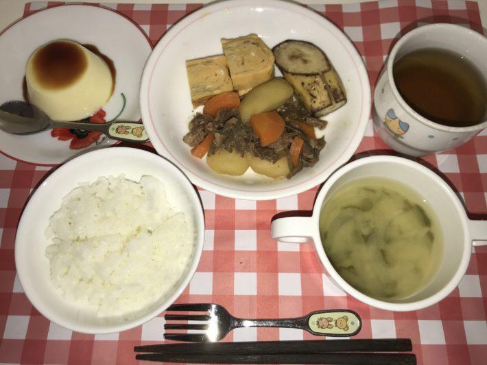 7月16日  和食といえばこれだよね。