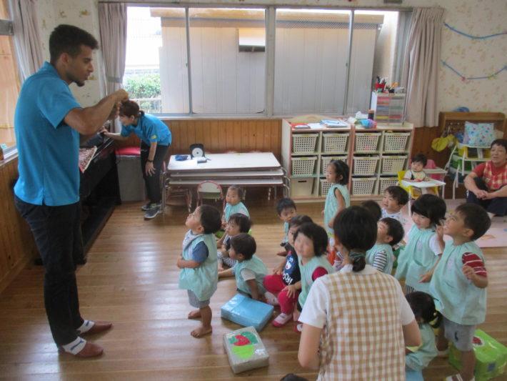 8月23日 セイハ英語教室