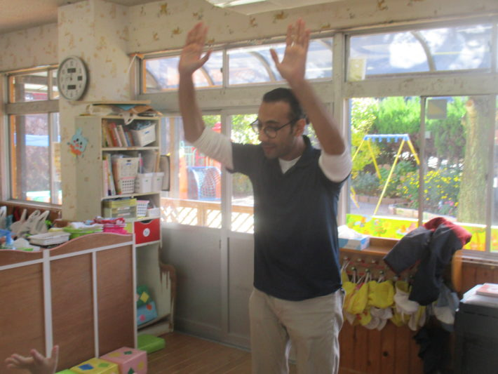 11月15日 セイハの英語教室