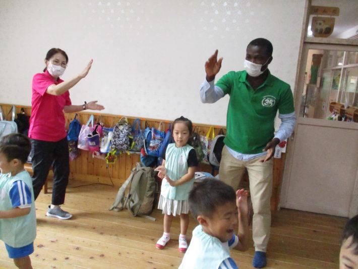 セイハ英語教室!!以上児!!